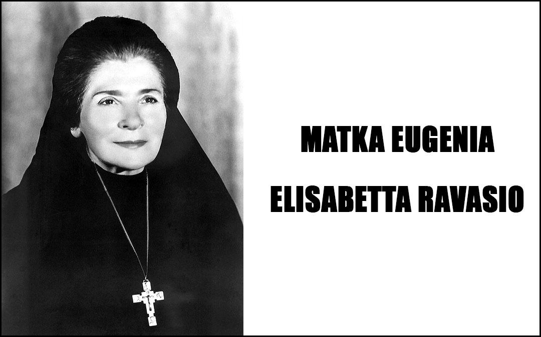 Matka Eugenia Elisabetta Ravasio